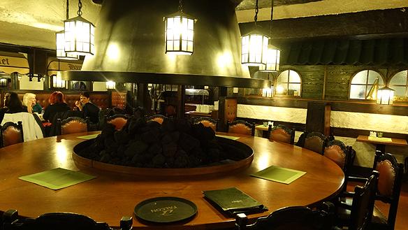 Så trevligt att få bjuda min goda vän Hasse Sukis på en förträfflig middag på restaurangen Hamlet.