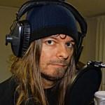 Peter jobbar åter i studion