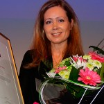 Henirette Zeuchner vinnare av MegAward 2015