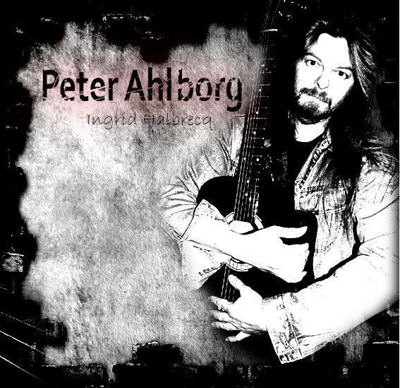 Nytt konsverk på Peter Ahlborg gjort av Ingrid Halbrecq