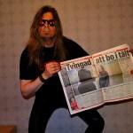 Aftonbladet första tidning att skriva om Peters liv som hemlös