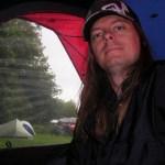 Peter Ahlborg berättar om sitt liv som hemlös i Sveriges Radio P4
