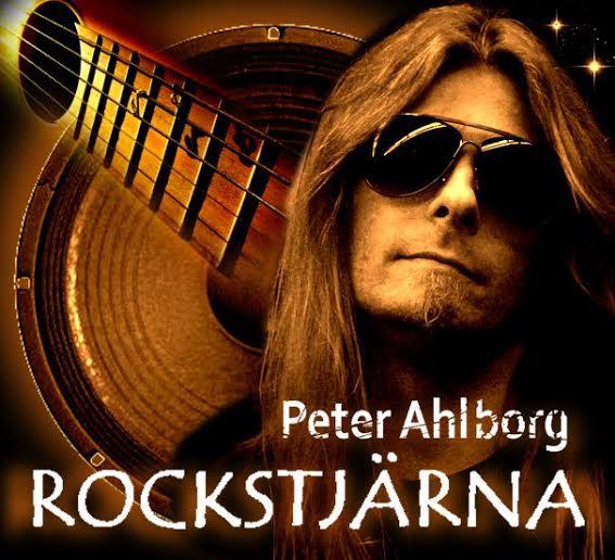 """Peter Ahlborg: """"Rockstjärna"""""""