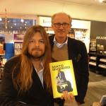 Peter Ahlborg träffar miljardären och finansmannen Mats Qviberg – vars aktier nådde nya höjder under 2015