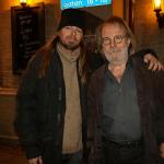Peter Ahlborg träffar Benny Andersson i ABBA på gatan i centrala Göteborg