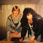 """Peter Ahlborg: """"Paul Stanley i Kiss förändrade mitt liv – idag fyller min hjälte 64 år"""""""