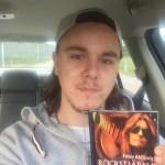 Peter Ahlborg får beröm för sin musik av sina fans