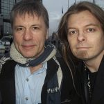 Stort grattis på 58-års dagen Bruce Dickinson önskar Peter Ahlborg
