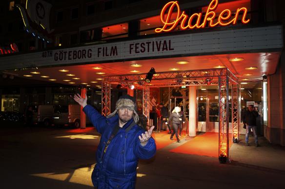Peter Ahlborg bevakar Göteborg Film Festival som genomförs för 40 gången.