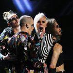 Dismissed nytt hett rockband som gör sin Melodifestivaldebut i kväll