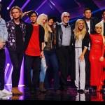 Tävlande bidrag i Melodifestivalen från Växjö
