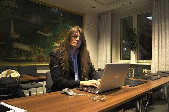 """Peter Ahlborg fick en förhandslyssning på låtarna som ska tävla i Melodifestivalen 2017. """"Många intressanta bidrag och Melodifestivalen har hängt med i den nya musikens sound, det gillar jag"""", säger Peter Ahlborg."""