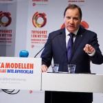Känslosamt tal av statsminister Stefan Löfven