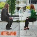 Faktums politikermöte – Peter Ahlborg möter Annie Lööf