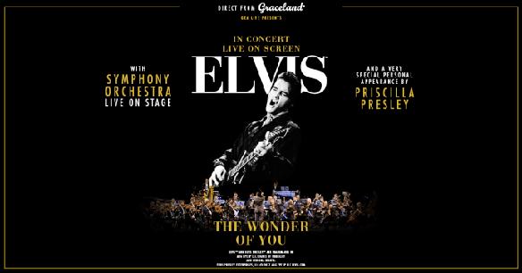 """""""Elvis -The Wonder of You"""" besöker Sverige under 2018 och ger konserter i 1 juni i Göteborg på Scandinavium och dagen efter 2 juni 2018 på Ericson Globe i Stockholm. Foto: Pressbild Blixen&co"""