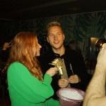God mat och lugn kommunfest för Melodifestivalens deltagare