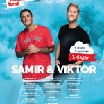 Samir & Viktor försöker sig på ett världsrekord
