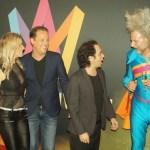 Efterfest på Friends Arena Melodifestivalen 10 mars 2018