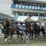 Fredrik Persson vann Lovely Godivas Minne med hästen Ultra Bright