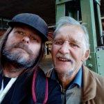 Träffade min Faktum vän Hans  Flory på Centralstationen i Göteborg