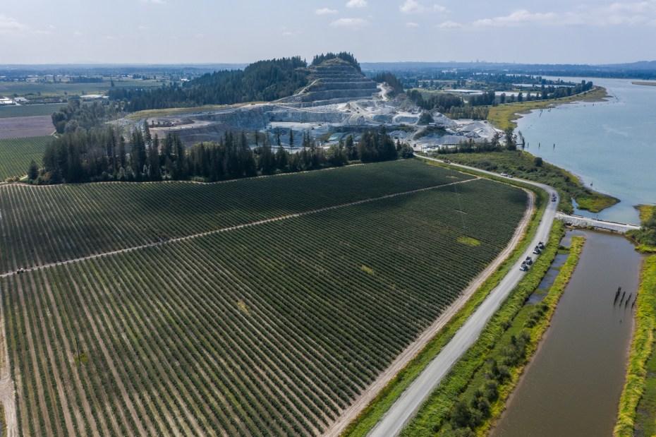 360 panorama drone photography