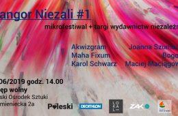 Klangor niezali - mikrofestiwal targi wydawnictw niezależnych