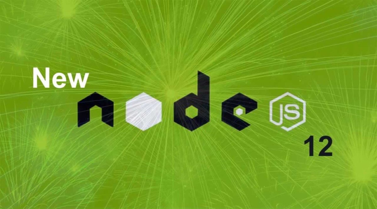 New NodeJS 12 feature look more enterprise java now