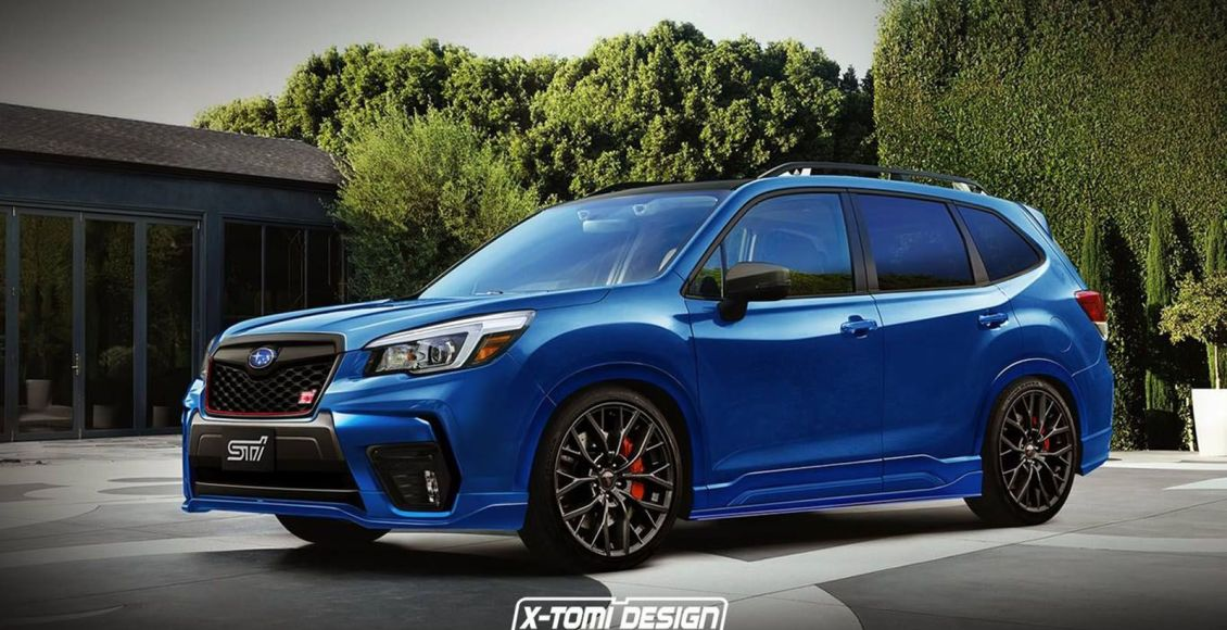 2019-Subaru-Forester-STI