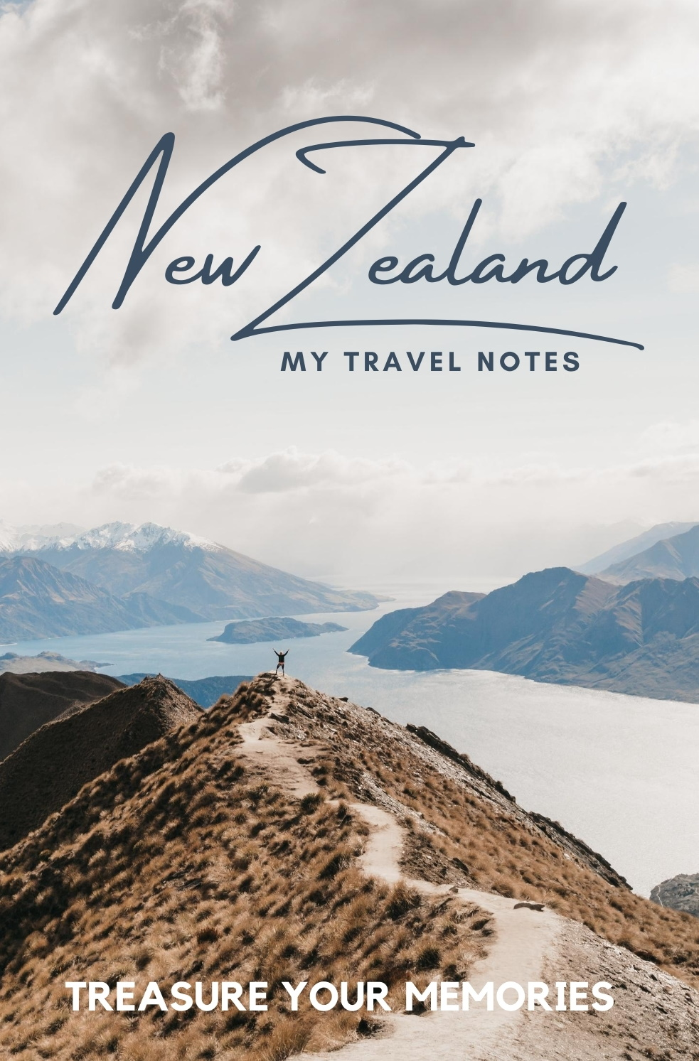 New Zealand Notebook Cover