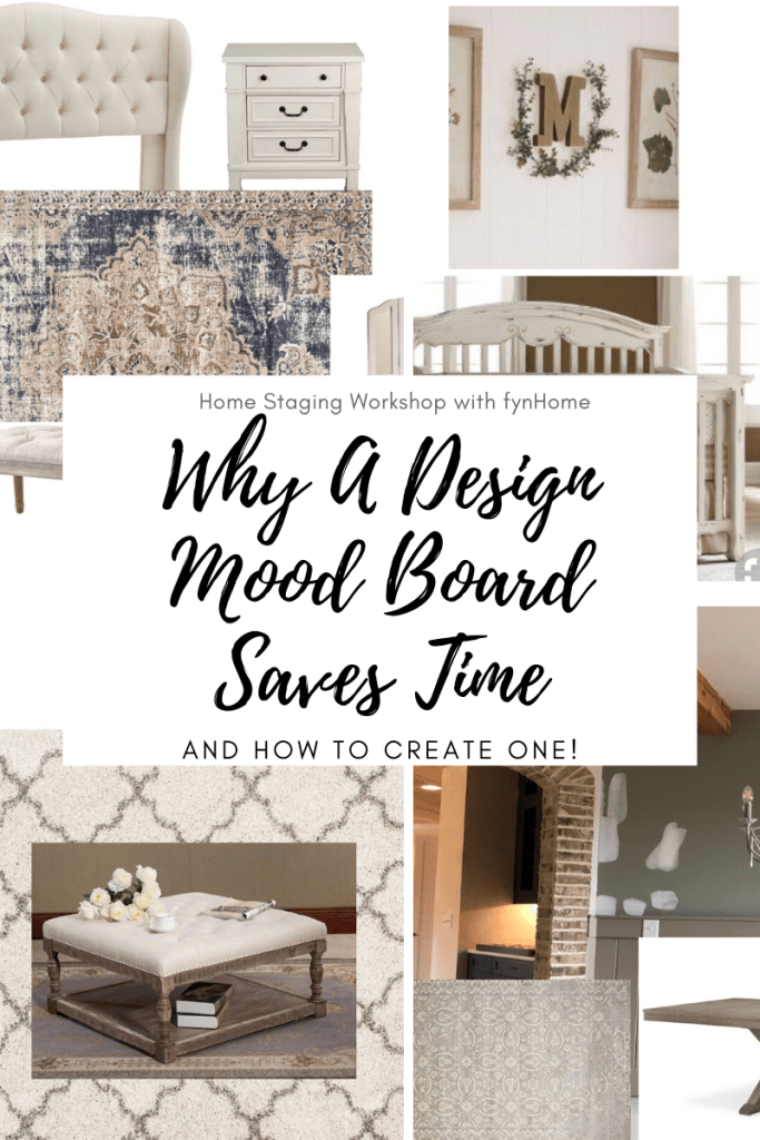 Why A Design Mood Board Saves Time And How To Create One Fynhome