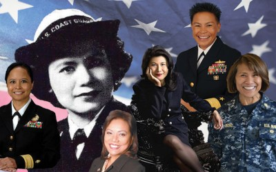 Trailblazer Filipino American Women Veterans Make History
