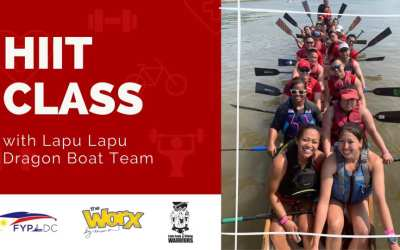 Start training for 2020 Dragon Boat Season!