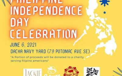 Event: Philippine Independence Day Celebration at Dacha Navy Yard – June 6, 2021