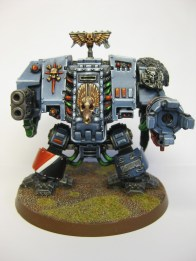 Space Wolf Dreadnought