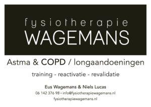 Logo Fysiotherapie Wagemans