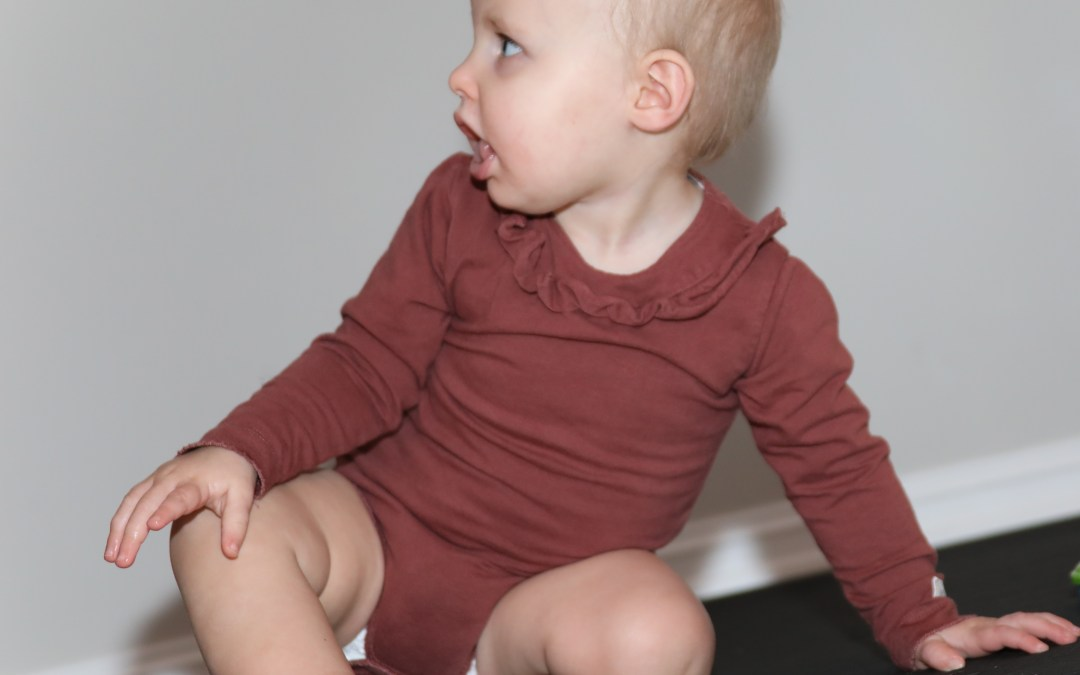 Kan barnet mitt ta skade av å sitte?