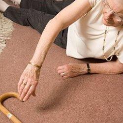 Gebroken heup - Valangst bij ouderen