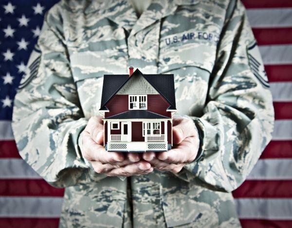 Military Veteran VA Loan