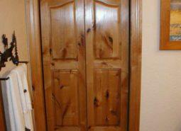 Handmade Café Doors