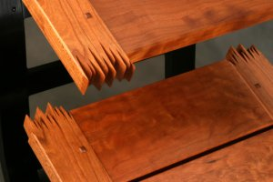 """De-railed"" Split Table Top"