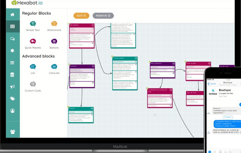 Hexabot.io Will Revolutionize Your Chatbot