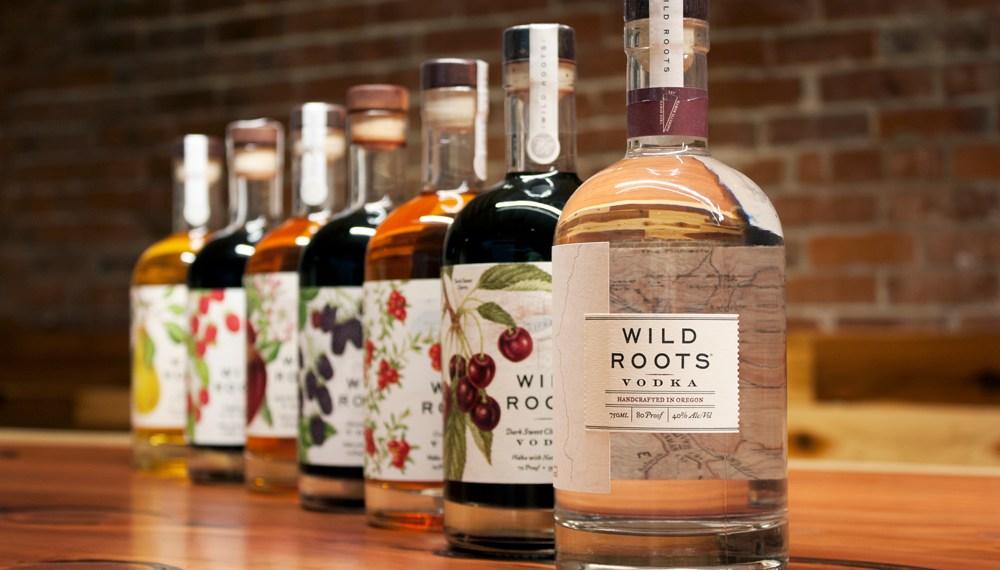 Wild Roots, Berries & Booze