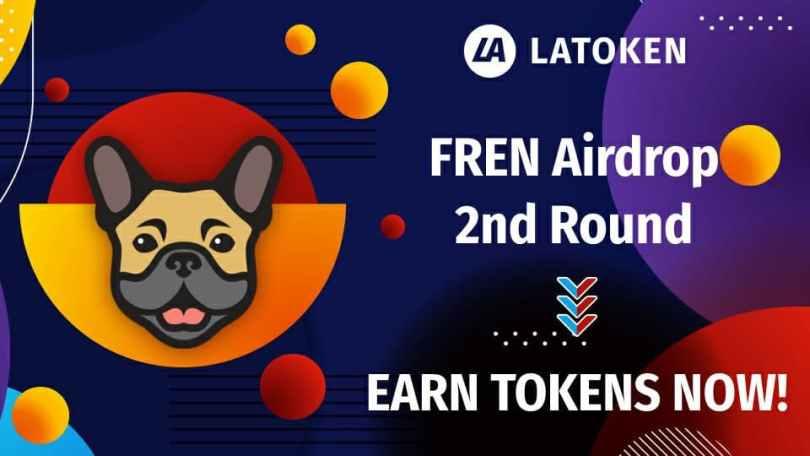 FREN Latoken Airdrop 2