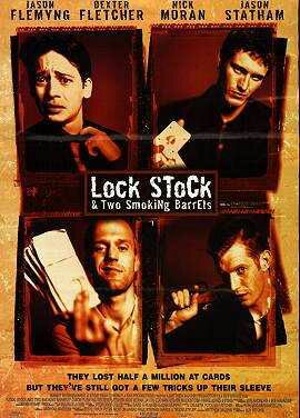 Lock Stock And Two Smoking Barrels Sub Indo : stock, smoking, barrels, Lock,, Stock, Smoking, Barrels, (1998), Subtitle, Indonesia, Movies