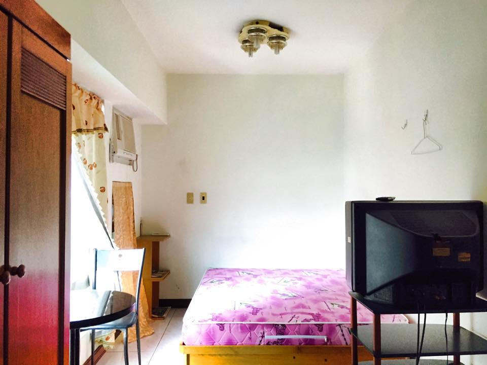 台湾のマンションリビング