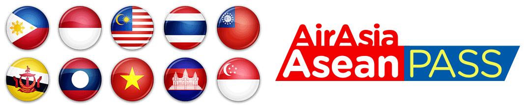 airasiaのアセアンパス