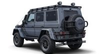 BRABUS Mercedes G550 44 Adventure Roof Rack