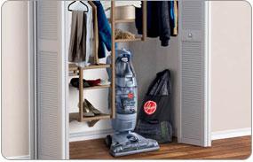 Hoover FloorMate SpinScrub WetDry Vacuum Blue FH40010B