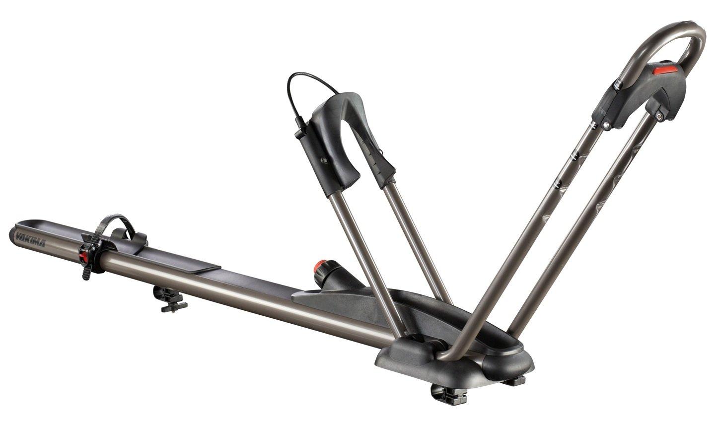 Amazon.com : Yakima HighRoller Rooftop Upright Bike Rack