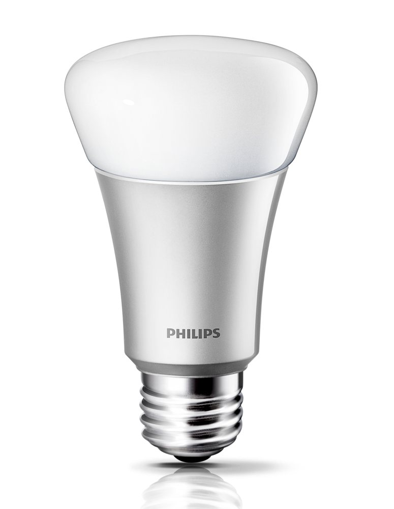 NEW Philips Hue Personal Wireless Lighting Single Bulb Controllable LED Home A19 | eBay